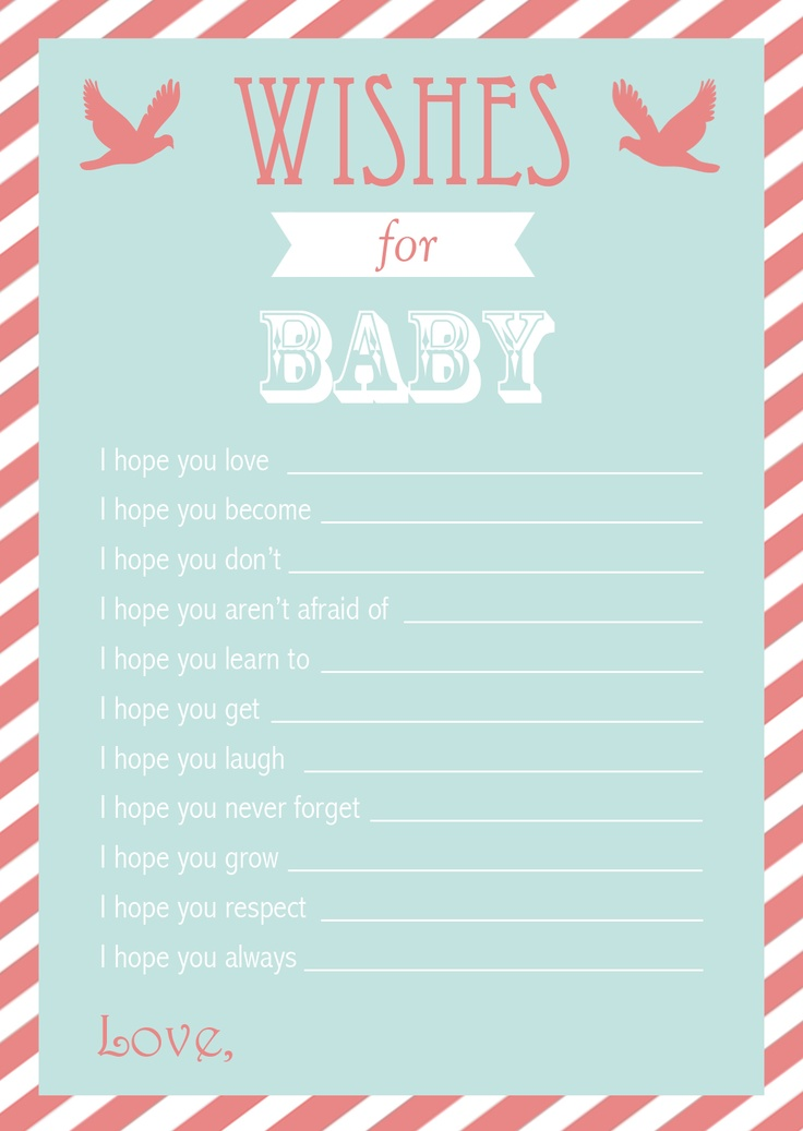 wish list for baby shower baby shower pinterest