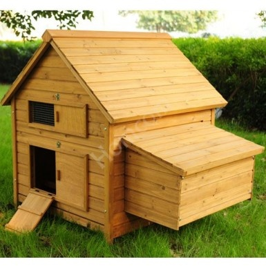 buy chicken coop hen house small homcom pets pinterest