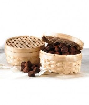 French Bittersweet Chocolate Truffles   Candy   Pinterest