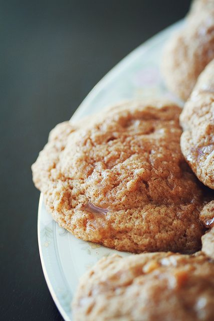 Glazed Apple Cider Cookies. I was looking for a recipe that used real ...