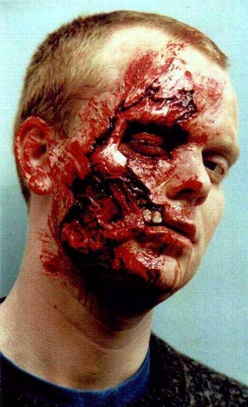 Special effects makeup Sfx makeup Pinterest Makeup, Halloween - halloween horror makeup ideas
