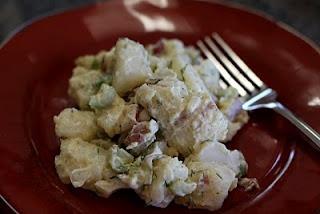 Rosanne Cash's Potato Salad. Americana at it's best