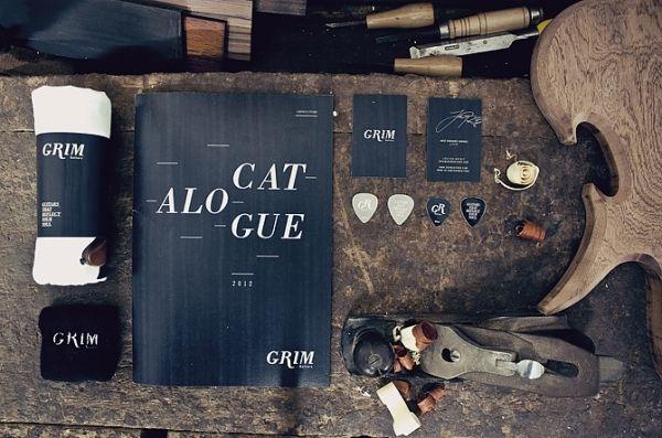 Grim Guitars - Luís Oliveira