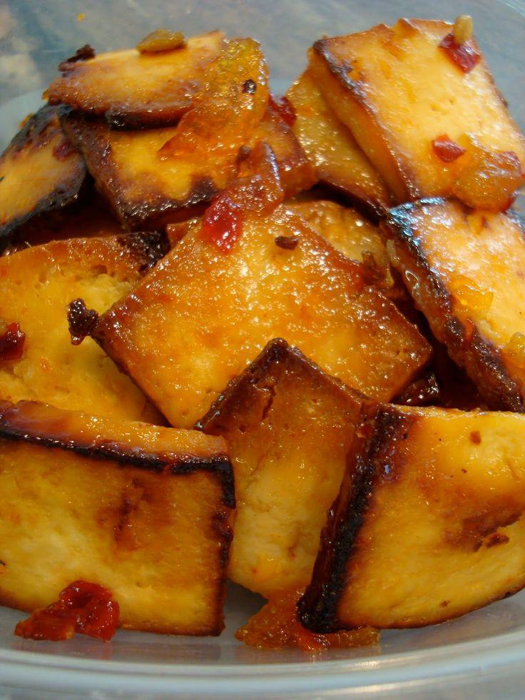 Averie Cooks » Sweet & Sour Honey Lemon Tofu. Looks awesome!