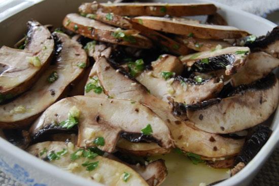 Susan Mallery Cooks: Serenity's Portobello Mushroom Fajitas