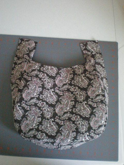 Tote Bag Pattern: Hobo Bag Patterns To Make