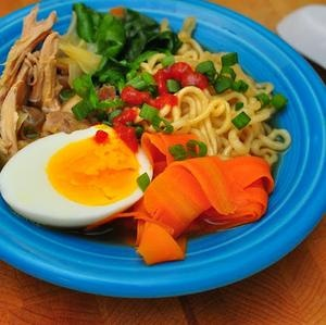 Turkey Ramen Soup | Recipes to try | Pinterest