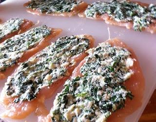 Chicken Rollin' Skills--Chicken Rollatini with Spinach alla Parmigiana ...