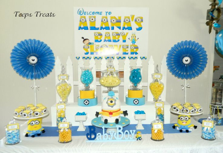 ... Minion Baby Shower Ideas Images On Pinterest. Updated: ...
