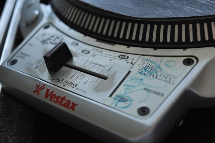 Achat Occasion Vestax QFO (Suisse) - Audiofanzine