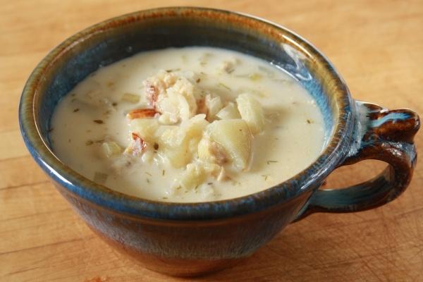 Smoked salmon chowder | Pasta/Rice/Soup | Pinterest