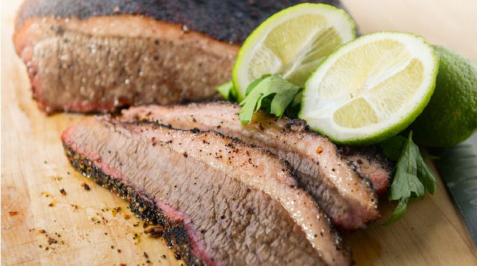 Best brisket recipe ever! Traeger did it right when coming up with ...