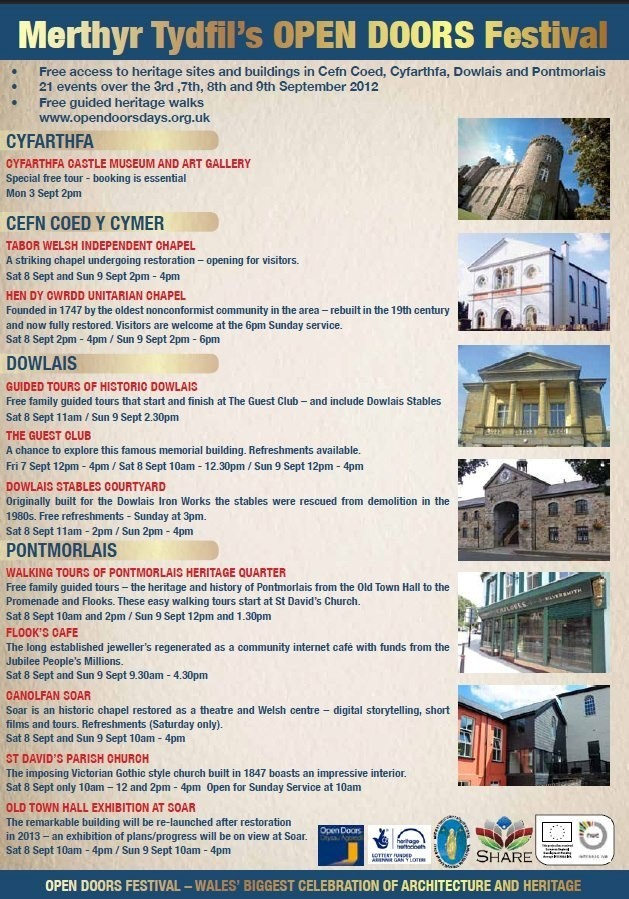 d day events cardiff