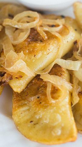 Potato ___ pinned because this recipe tells how to cook a pierogi ...