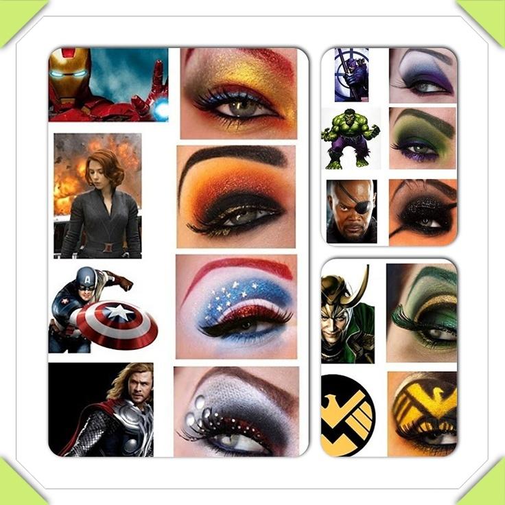 Superhero Makeup Superhero makeup | Sup...