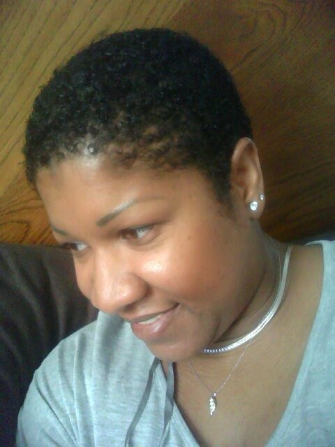 Hairstyles for Natural Hair TWA
