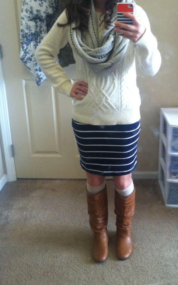 pentecostal girl fashion
