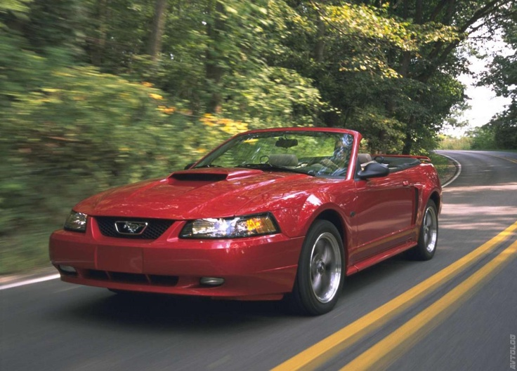 2001 ford mustang gt convertible mustang pinterest. Black Bedroom Furniture Sets. Home Design Ideas