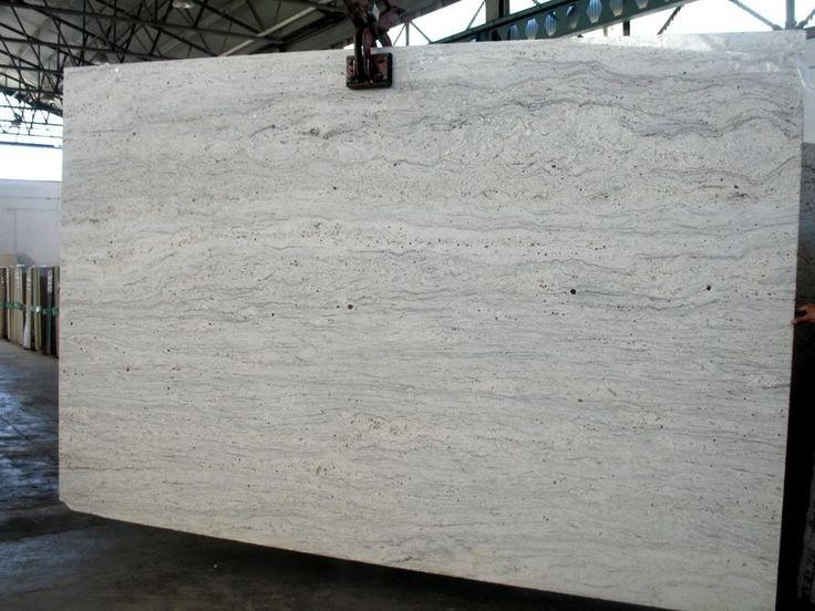 River White Granite Slab Granite Pinterest