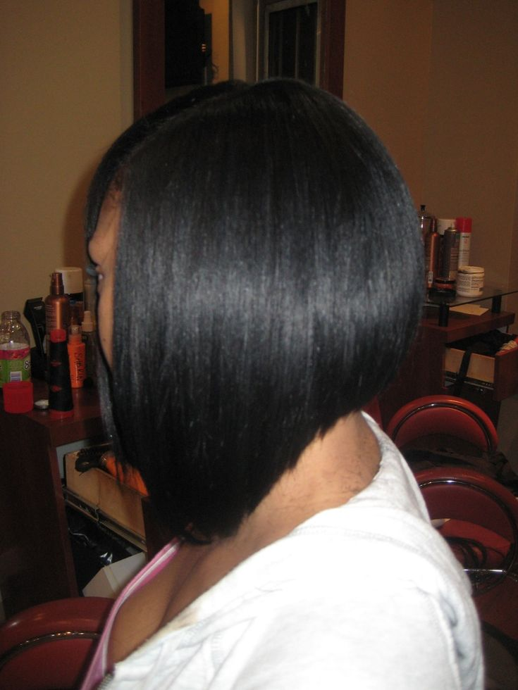 boho chic hairstyles : Sew In Weaves Styles With Part Bob hairstylegalleries.com