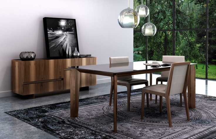 contemporary dining room furniture made in canada table chairs