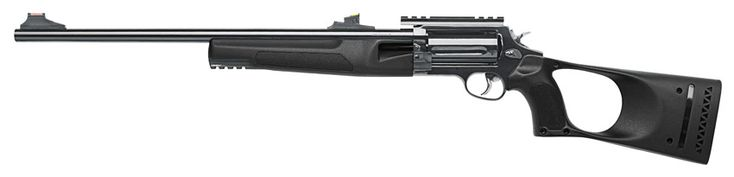 "Rossi Circuit Judge 45LC/410Ga 18.5' Bl Tactical Black Syn Stk. Another good ""do it all"" survival gun."