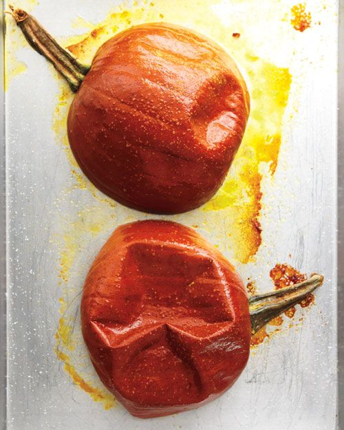 Roasted Pumpkin - Whole Living Eat Well