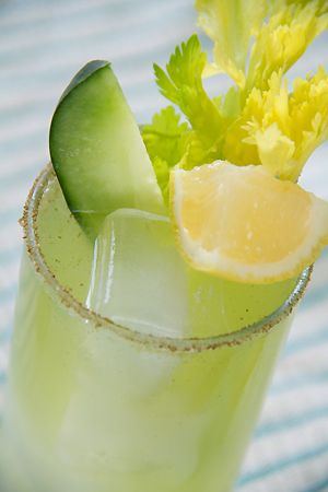 Celery Cilantro Cocktail Recipes — Dishmaps