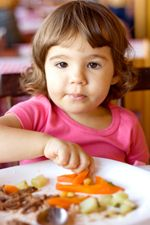 Wholesome toddler foods