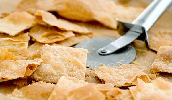 Parmesan Cream Crackers | Recipes/Food | Pinterest