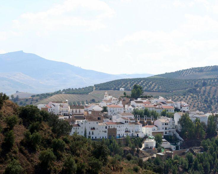 Baños Romanos Andalucia: romanos los fundadores de la población, aunque son los árabes los