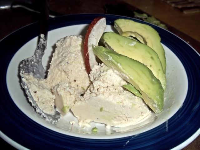 Coconut Milk Ice Cream with Avocado | Homemade Naturals - no extra ch ...