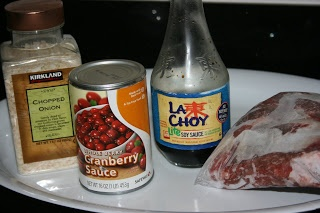 Slow Cooking: Super Simple Cranberry Roast (beef or pork) Slow Cooker ...