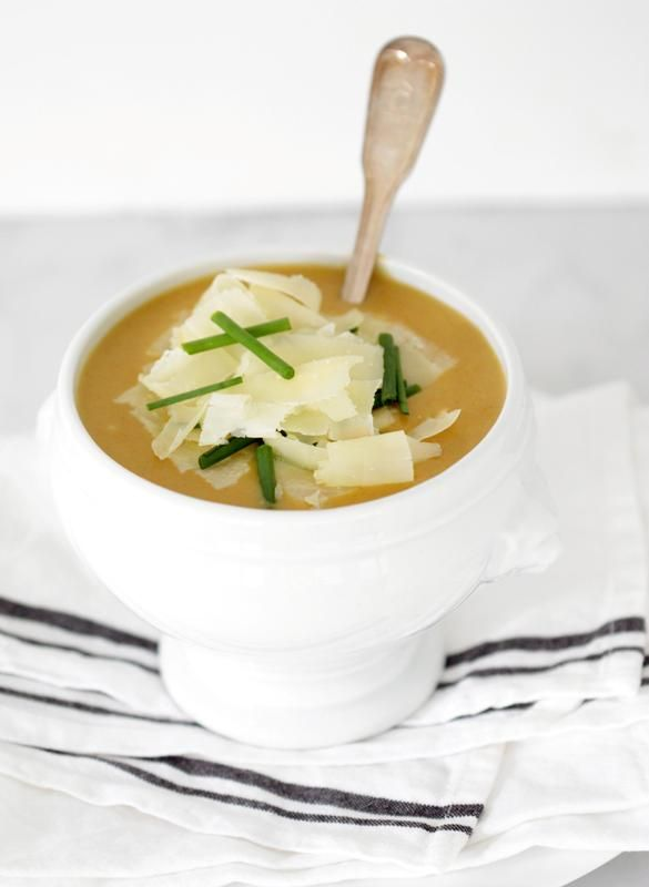carrot jalapeno soup [try with low fat stock, fat free half & half]