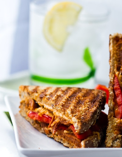 Cheese Panini | Food & Drink ♨ (re-org. in progress) | Pinterest