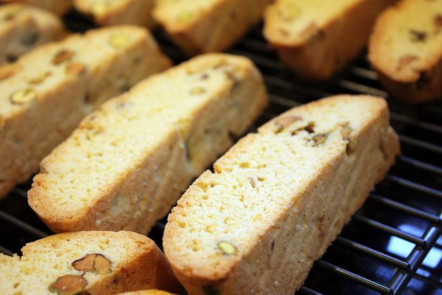 ... meyer lemon almond and lemon biscotti dipped in white chocolate from