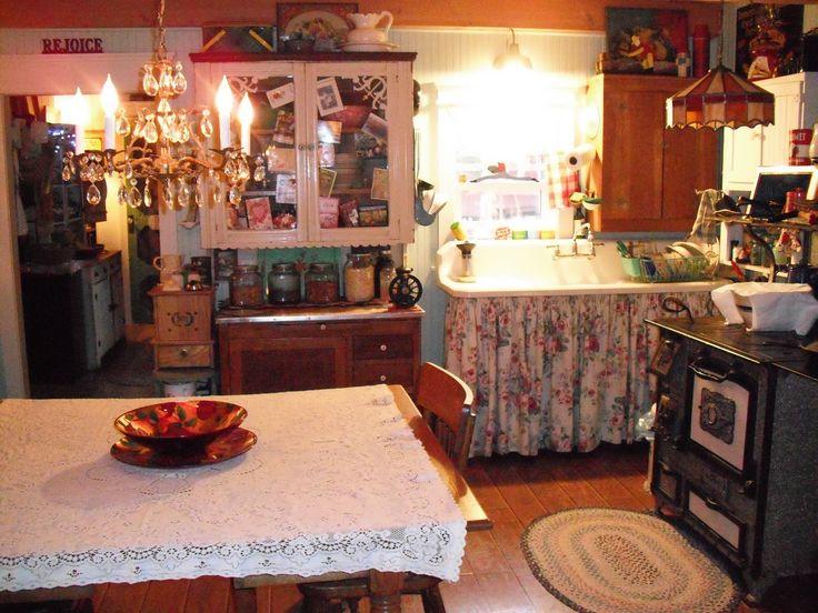 Country Cottage Style Kitchen Kitchen Ideas Pinterest