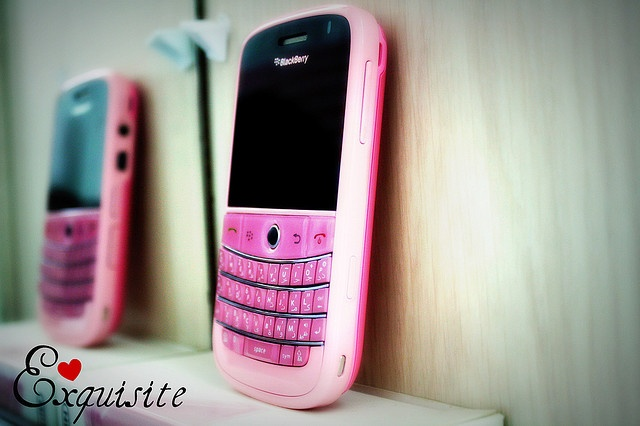 I Changed My BB Pink!!!