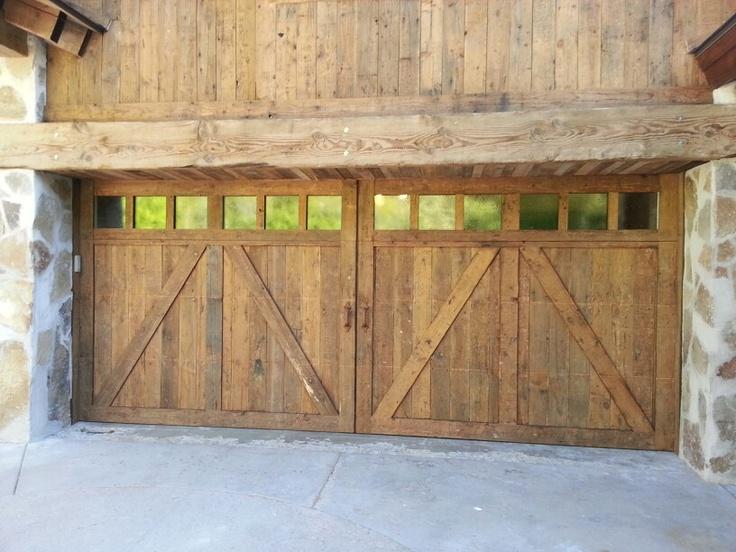 Another beautiful garage door doors pinterest for Beautiful garage doors
