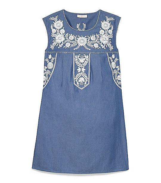 Tory Burch Calita Dress : Women's Cover-Ups | Tory Burch