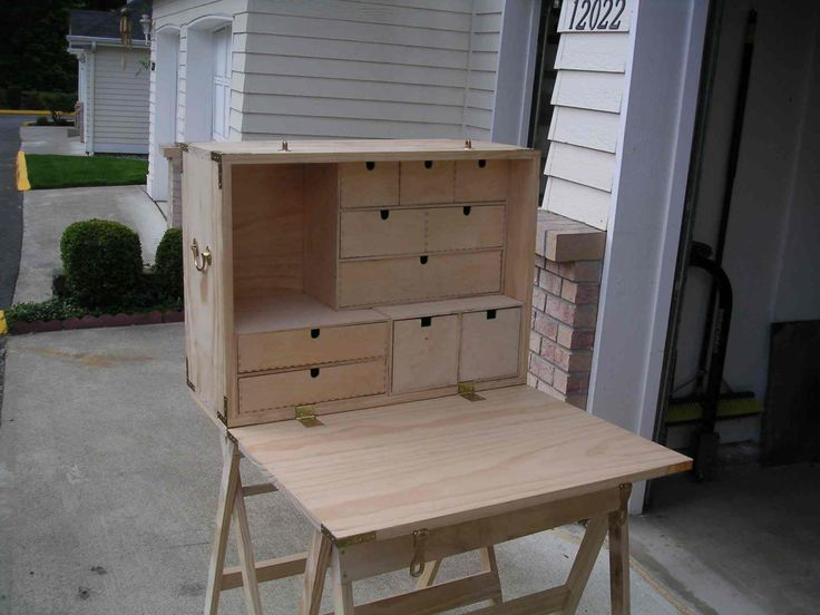 Build Camp Kitchen Or Chuck Box Traditional Muzzleloading Forum