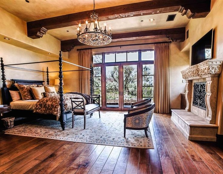 Tuscan master bedroom tuscan home ideas pinterest for Tuscany bedroom designs
