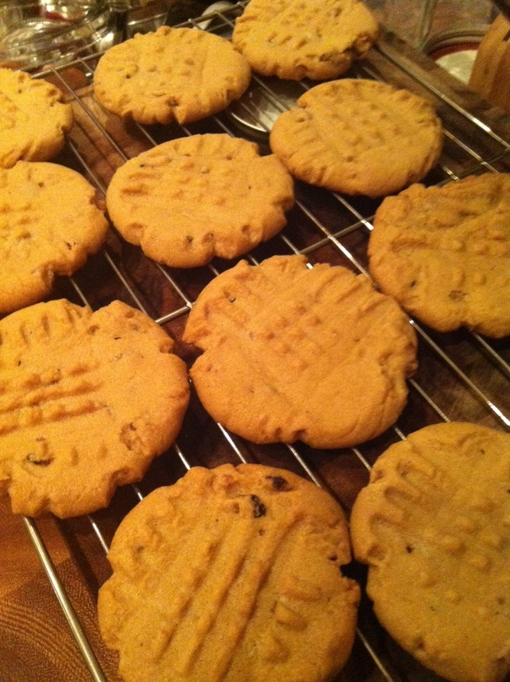 Peanut Butter Bacon Cookies | Yummy