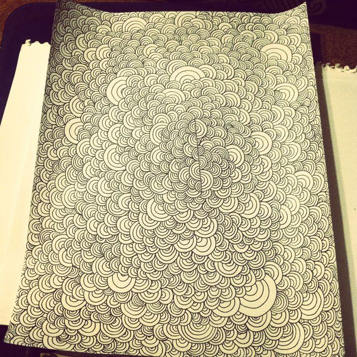 Abstract Line Art : Abstract line art pinterest