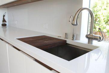 cutting board over sink interior design pinterest. Black Bedroom Furniture Sets. Home Design Ideas