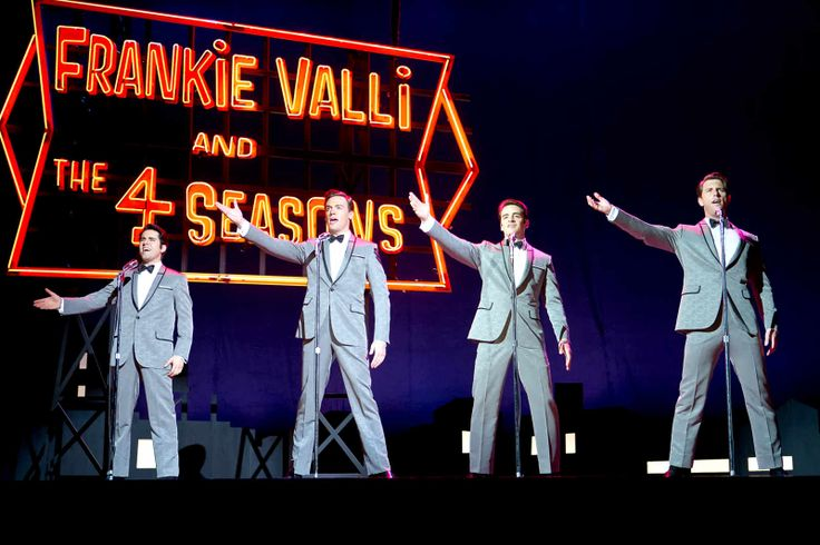 First Look--Jersey Boys Movie!