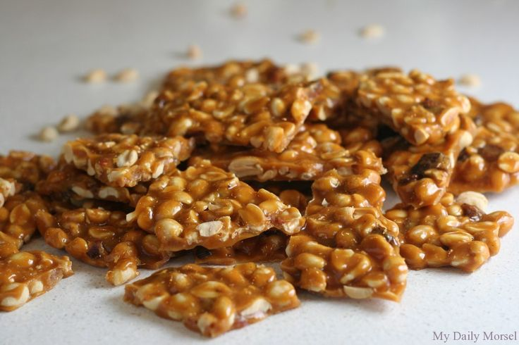 Bacon Peanut Brittle | Yummies | Pinterest