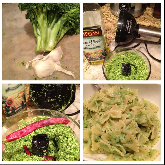 Broccoli Pesto | Get in my belly! | Pinterest