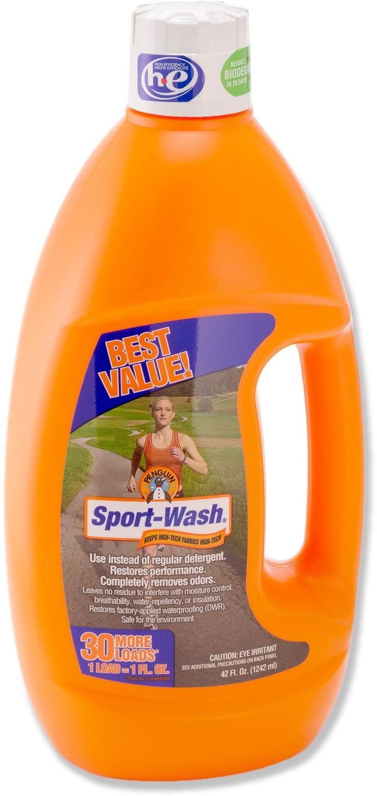 Penguin Sport Wash Laundry Detergent Fit Gifts Pinterest