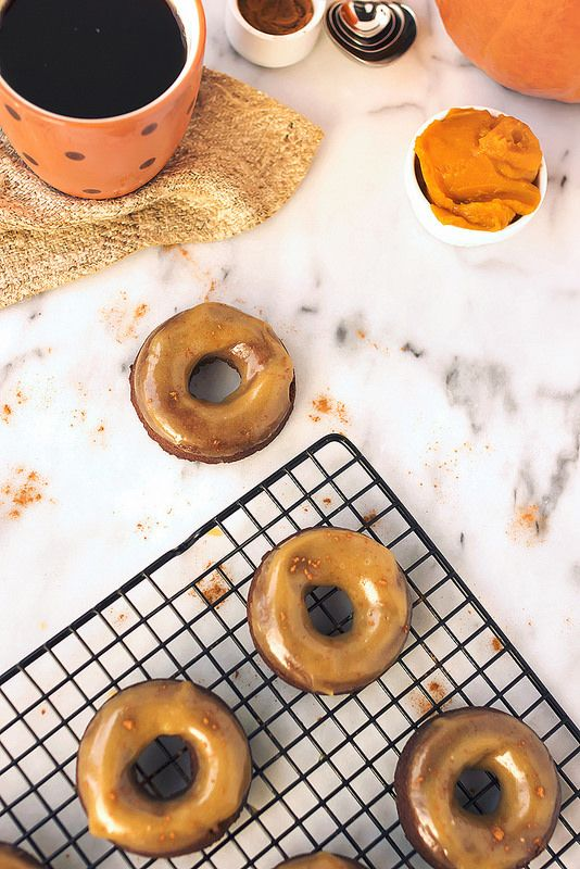 ... Flour Donuts // Tasty Yummies {Grain-free, nut-free and dairy-free